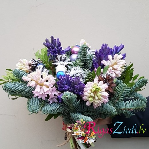 Flower bouquet Winter and Spring