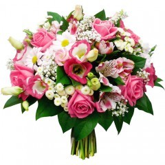 Floral Bouquet Pink dream